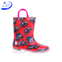 2017 Top Jelly Cheap Kids Boots Sale Wholesasle Pvc Rain Boot For Children