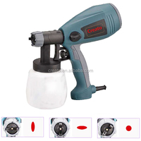Docorative DIY Painting Tool HVLP paint Equipment Electric Spray Gun