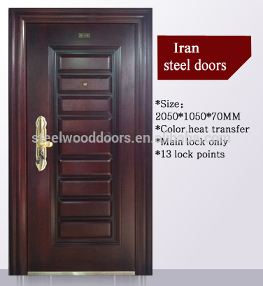 No.1 supplier door hot sale good price high quality steel doors for home