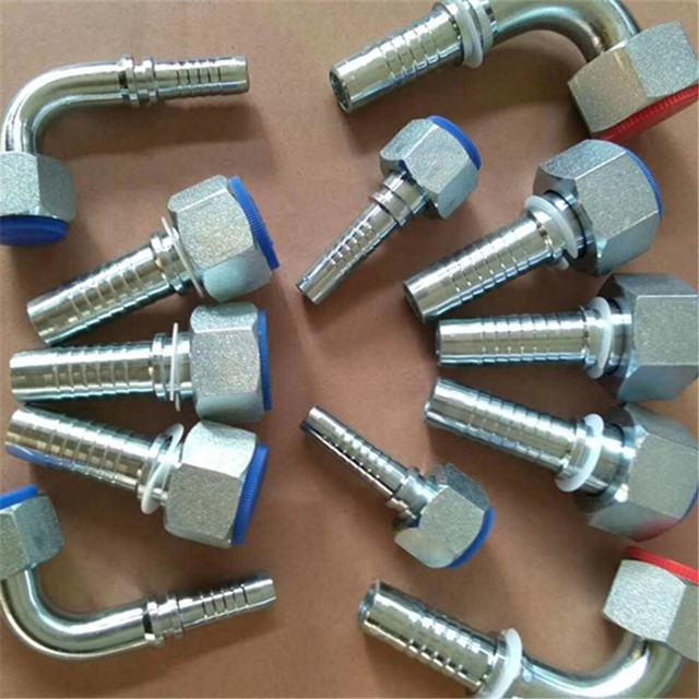 NPT \BSP\ JIC most popular hydraulic hose pipe forged fittings with eaton standard