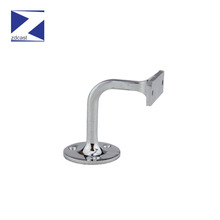chrome handrail support