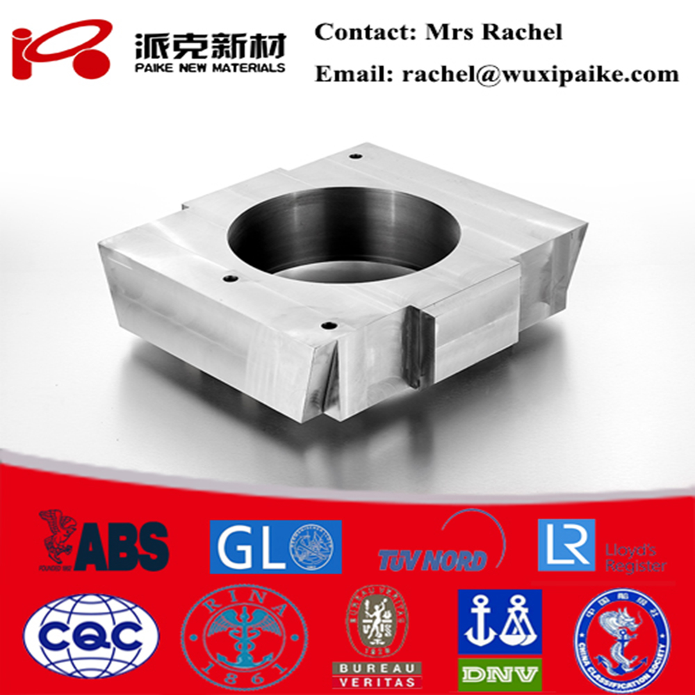 ASME/ASTM Alloy Steel Plate/Forged block