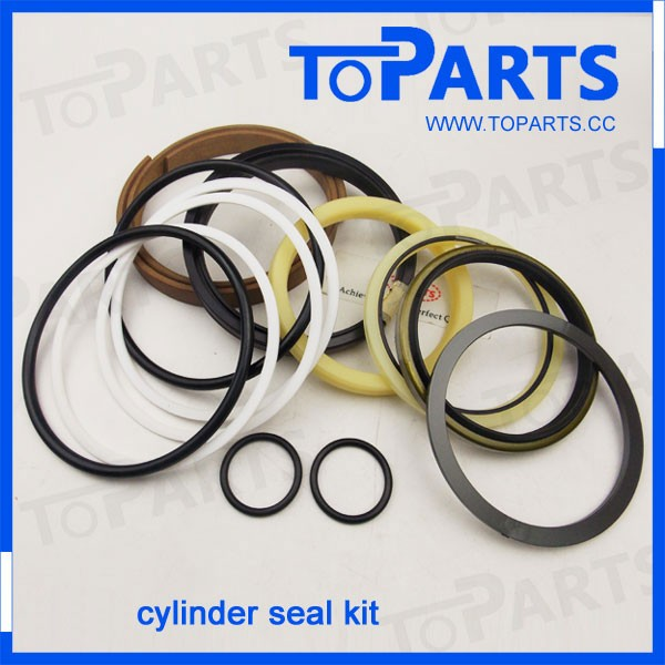 PC150-6K 21P-63-03200K hydraulics seal kit for excavator boom cylinder repair