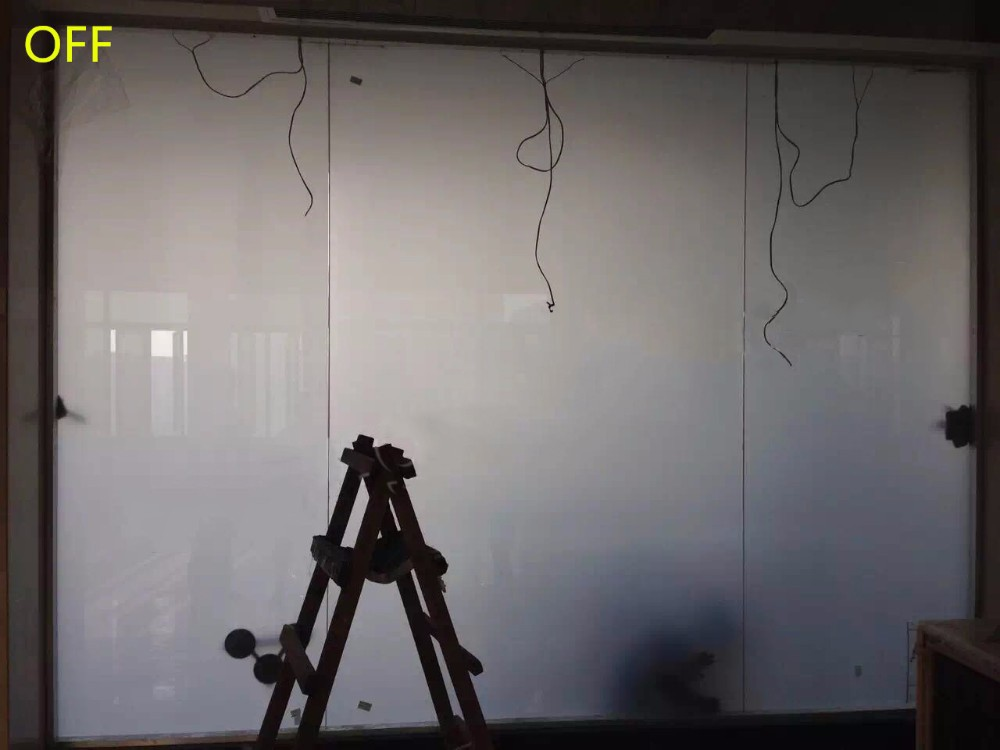self adhesive PDLC electrochromic switchable smart glass film prices