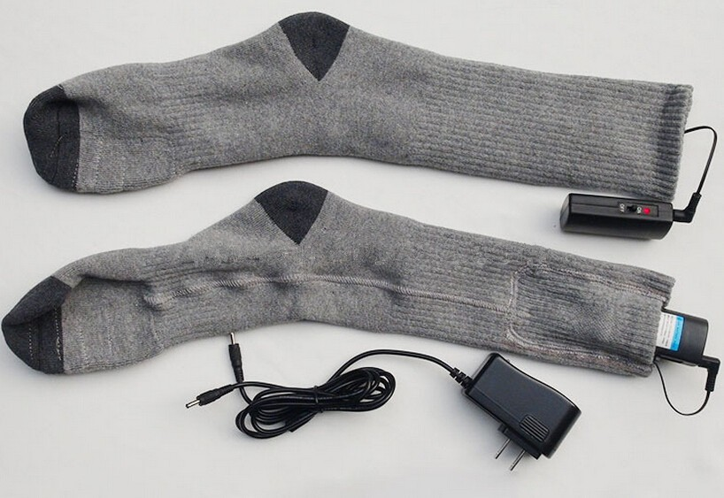 Battery Operated Electrical Hunting Heated Sox Socks