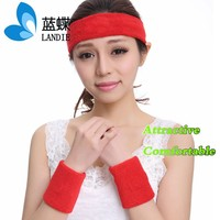 motivational wristband athletic sport cotton wristband