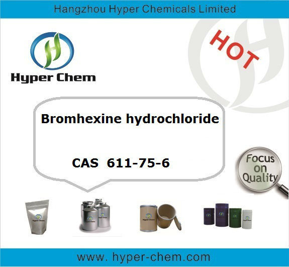 HP90562 CAS 611-75-6 Bromhexine hydrochloride / bromhexine hcl