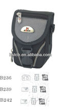High quality fashionable waterproof shock proof camera pouch digital camera bag slr