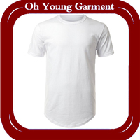 Blank white t shirt below $1,men t shirt,mens clothing.