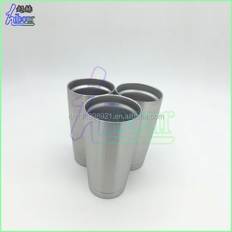 New fund sell like hot cakes the original stainless steel vacuum keep-warm glass car cup made of 304 stainless steel vacuum cup