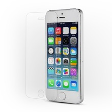 Wholesale for iphone 5 5s tempered glass screen protector with package,9H Tempered Glass for iPhone 5 5s 5c se