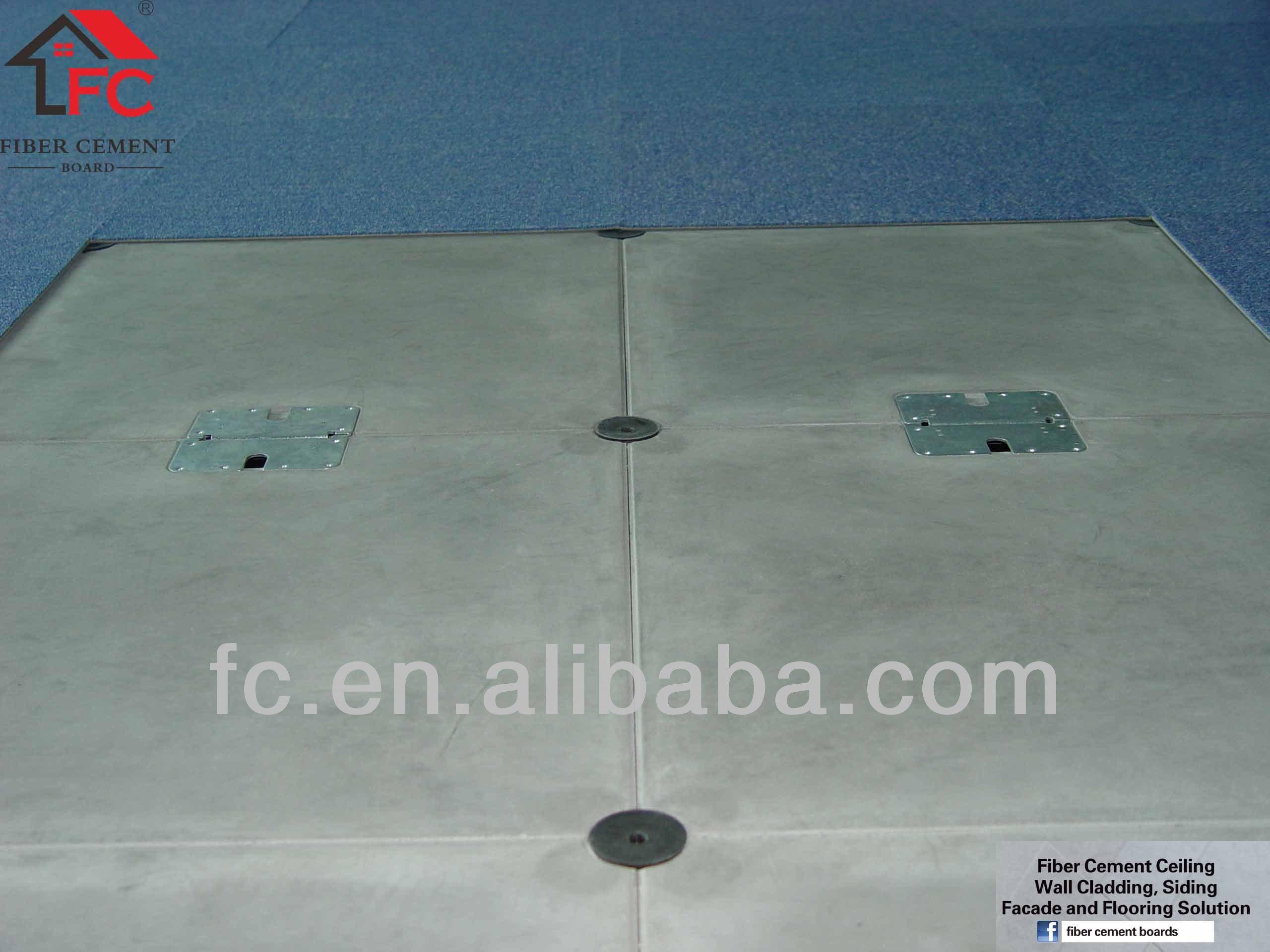 Calcium Silicate In Floors : ケイ酸カルシウムフリーアクセスフロア、 ロッテは、 床を調達のために使用されるスーパータワー 韓国で 帯電防止