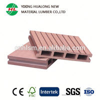 Factory Price Co-extrusion WPC Rich WPC Wood With Intertek Certificate