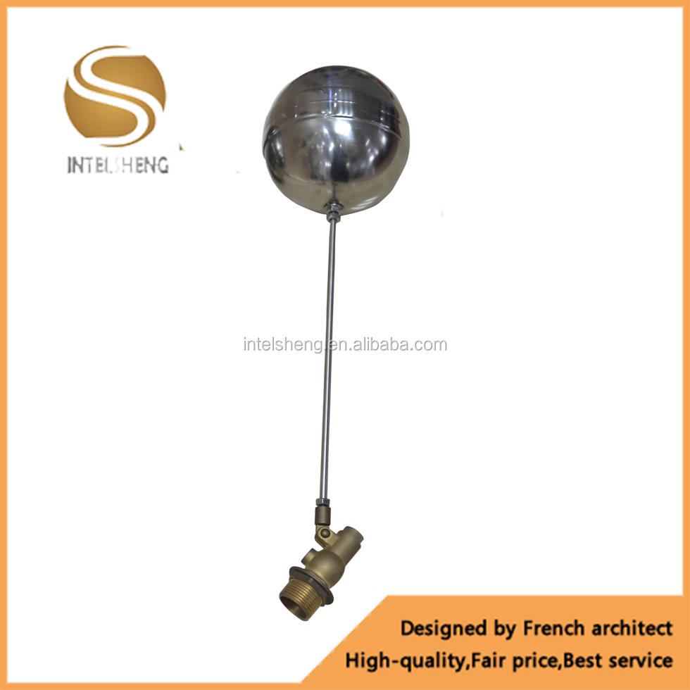 Brass SS304 ball water tank float valve