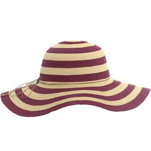 Hot Sale Cheap Factory Price, Ladies Floppy Paper Straw Hat