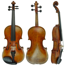 Antique finish Cremona Style violin made in China for wholesale