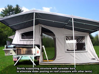 Fashionable Truck Tent