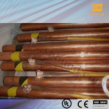 UL standard copper bond steel ground rod