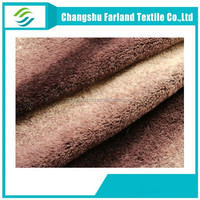 thick polyester stretch knit clothing fabric