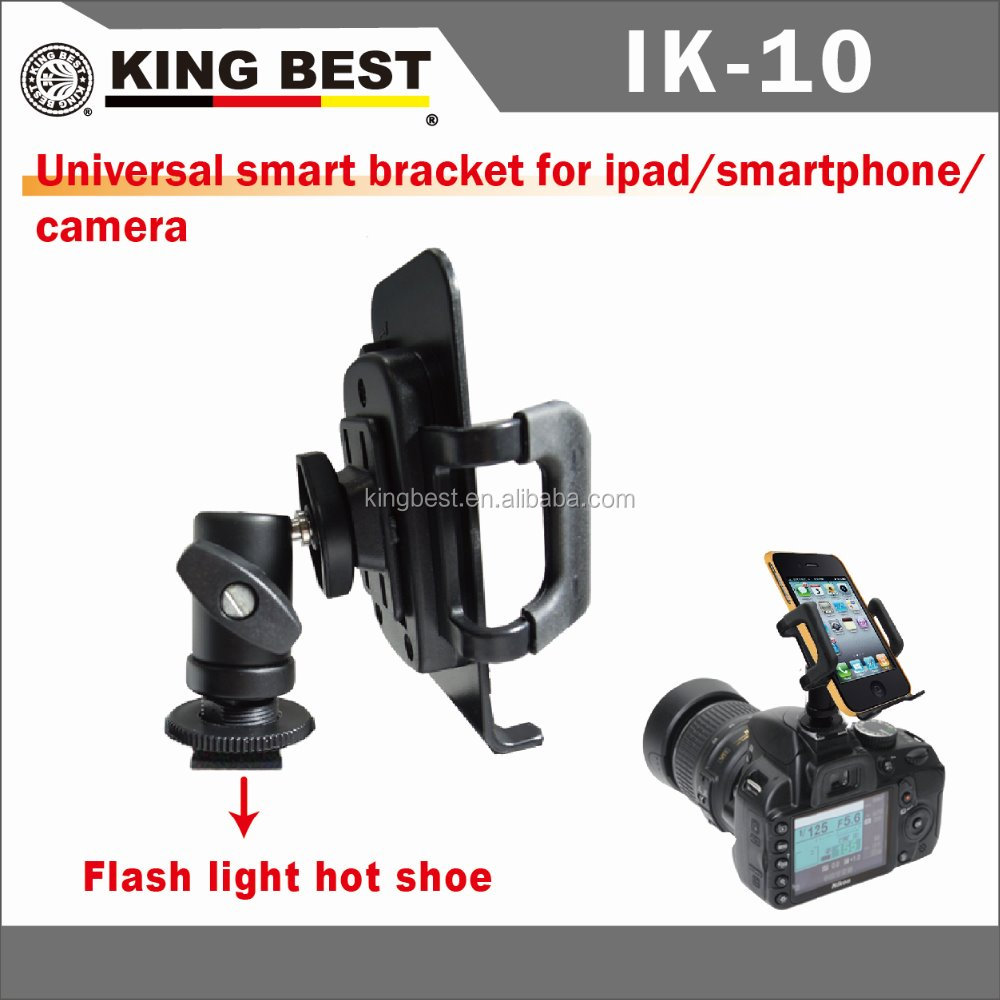 KING BEST photo pro Phone Holder / universal holder kit / holder kit / For DSLR Multi-funtion ball head with table tripod