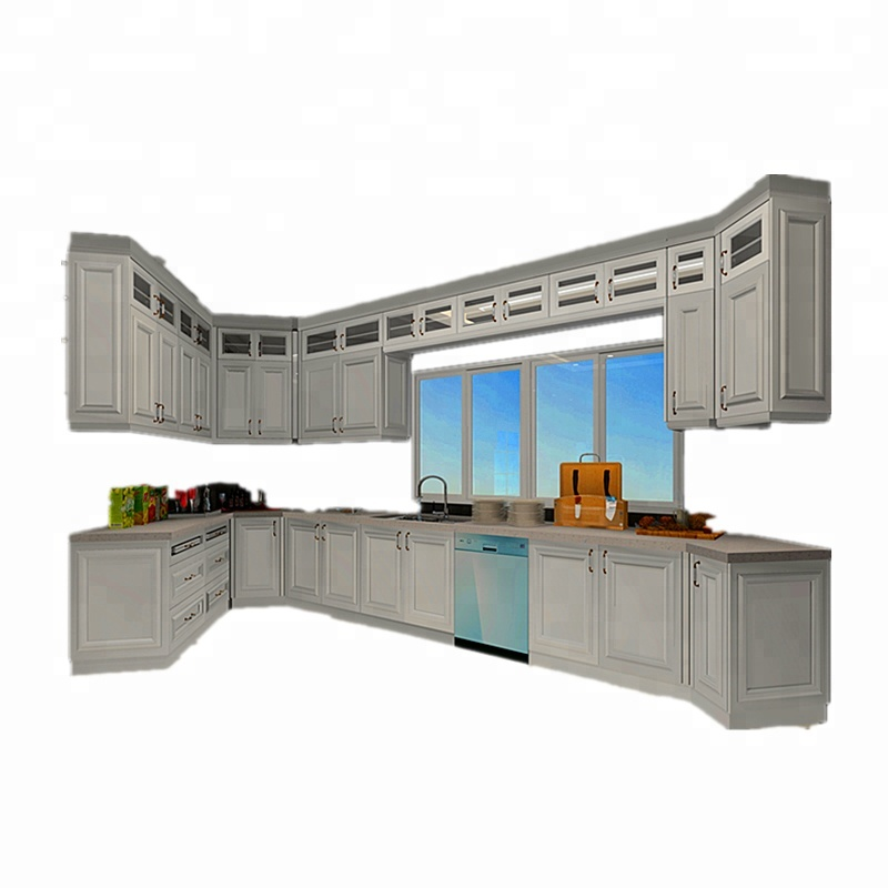 White Wall Hanging Cabinet Design Modular Kitchen Cabinets, View Kitchen Wall  Hanging Cabinet, Cbmmart Product Details From Shenzhen Cbmmart Trade  Limited ...