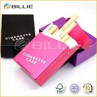 Professional Printing Cigarette Box Making