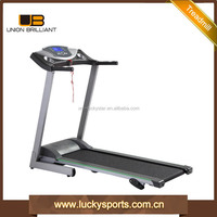TM140 Cheap Motorized Manual Incline Mini Electric Treadmill