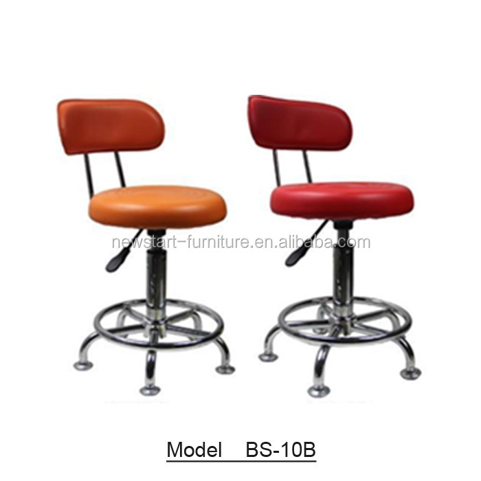 Modern walmart adjustable swivel bar stools
