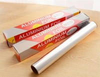 household aluminum tin foil rolls