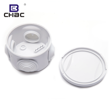 CHBC Standard Sizes Waterproof Types Electrical Instrument Enclosure Junction Box