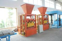 ZCJK QTJ4-35 automatic fly ash brick making machine in India price