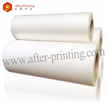 Matte 38micron Backlit Hard Coating PET Laminating Film Roll for Packaging