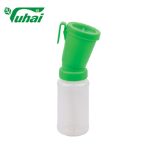 Medicated bath cup Not Reflowable Teat Dip For Cows , 92g Green 300ml Foaming Teat Dippers