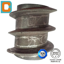 OEM customized Alloy Steel lost wax Casting for Chemical Industry