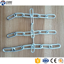 Welded Galvanized G30 Din763 Metal Garden Decorate Chain
