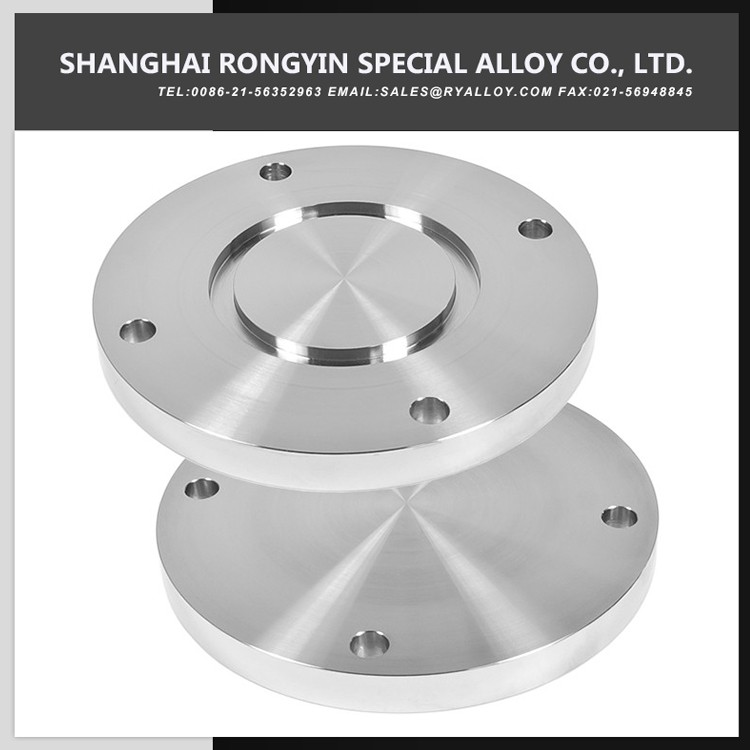 Advanced production technology Customizing grooved thread flange