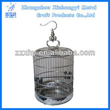 CBS01 Deluex genuine stainless steel bird cage for live birds and animals