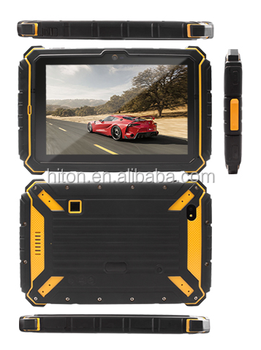 Cheapest Factory 8 inch Quad-core Multi-touch 3G Rugged Tablet PC with NFC