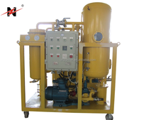 TY Series Vacuum Turbine Oil Filtration System