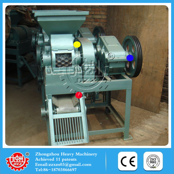 New style professional/Small Investment/2012 best selling steel dust briquetting machine