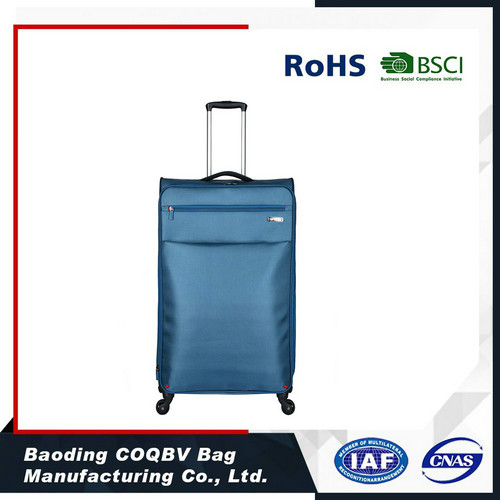 COQBV The German exhibition New luggage trolley bags