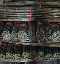 Natural Black Bamboo Poles with Competitive price