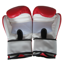 OKPRO Gym Fitness PU Leather 8oz to16oz Custom Logo Boxing Gloves