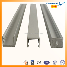 China supplier for strip lights led aluminium profile manufacturer