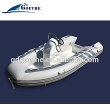 CE Certificated 330cm long inflatable boat rib boat yacht