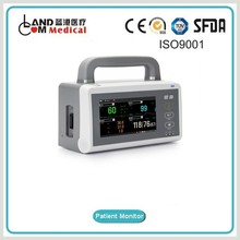 Multi-Parameter Patient Monitor with CE and CFDA