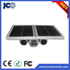 Outdoor waterproof p2p Builit-in battery powered security solar powered wireless ip camera