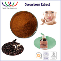Free sample cocoa polyphenol powder, Functional healthy food material cocoa beans extract polyphenol