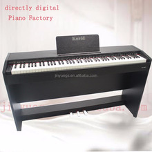 musical instrument 88 key electronic keyboard piano