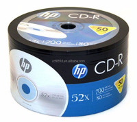 original Brand H P cds dvds, CD and DVD virgin cd r